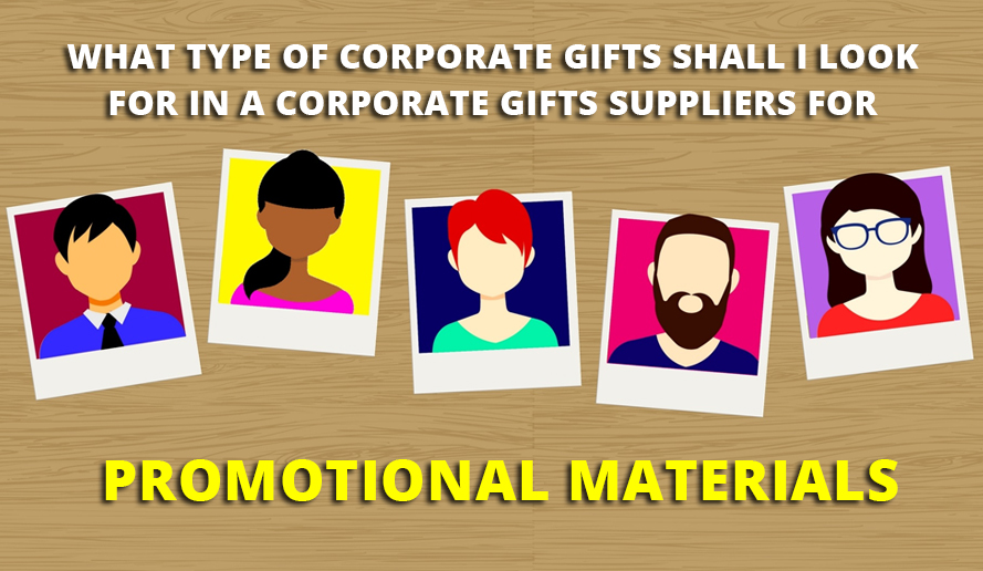 Explaining about Corporate Gifts .