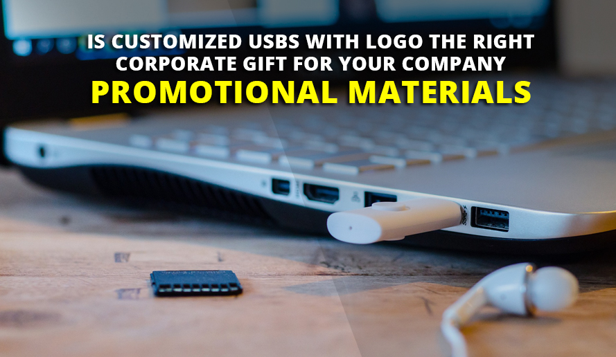 promotional materials for business