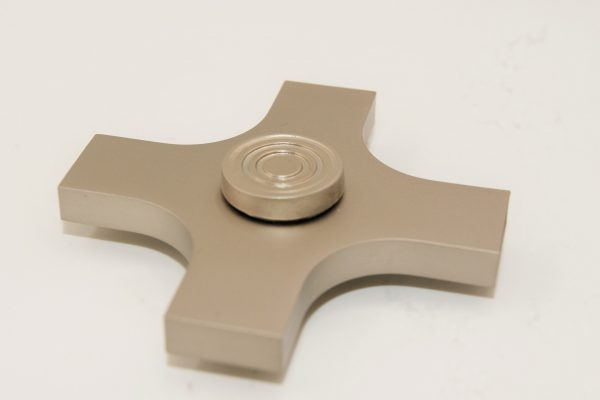aluminium fidget spinner
