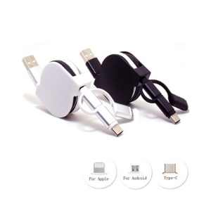 Retractable Charging Cables