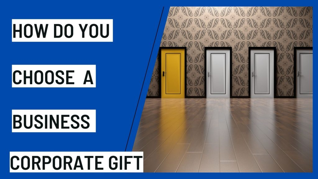 Top 10 Google Questions about corporate Gifts