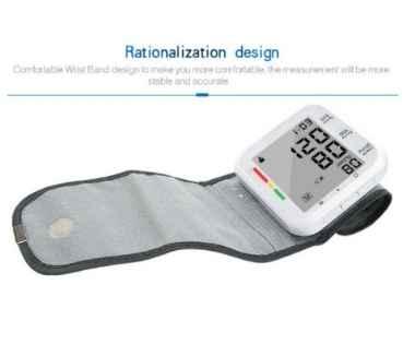 Handheld Blood Pressure Device