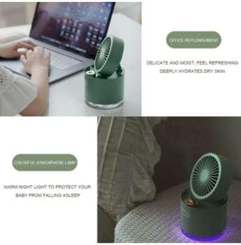 Foldable Desk Fan Mist (12)