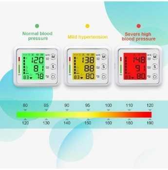 Handheld Blood Pressure Device (1)