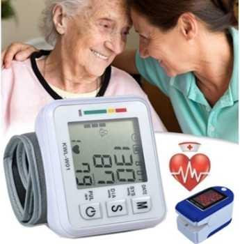 Handheld Blood Pressure Device (2)