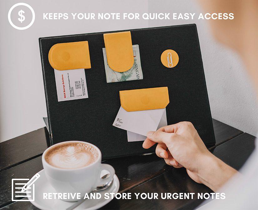 wireless module easy access